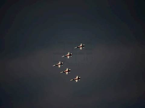 מטוסי תקיפה. אילוסטרציה