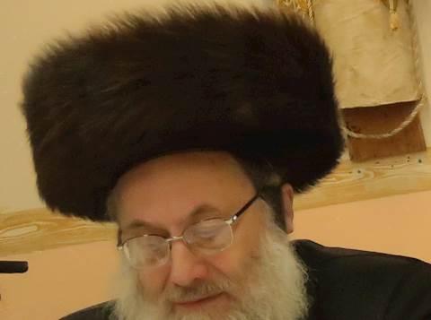 """הרב אברהם יחיאל קרויס ע""""ה"""