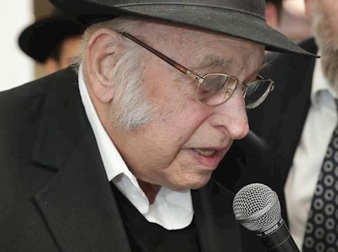 """הרב יוסף ארלנגר זצ""""ל"""