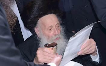 """הגאון הצדיק רבי יעקב מייזליש זצ""""ל"""