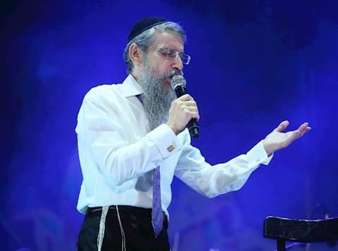אברהם פריד בהופעה