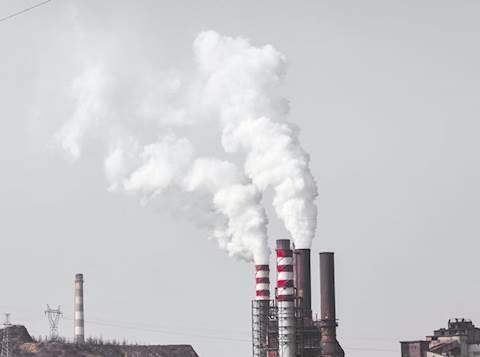 זיהום אוויר. אילוסטרציה
