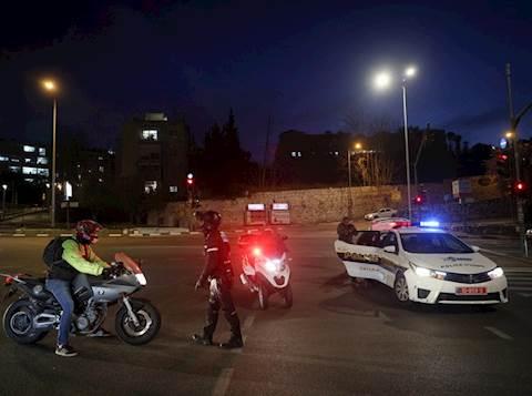 הסגר באזור ירושלים