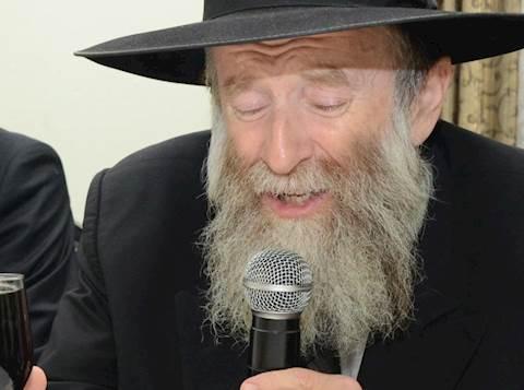 הגאון הצדיק רבי ישראל המניק