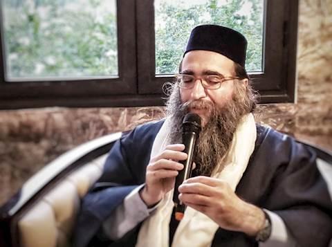 האדמו''ר הרב פינטו
