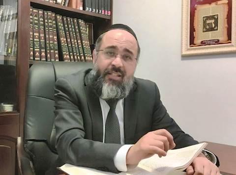 הרב אברהם שרגא