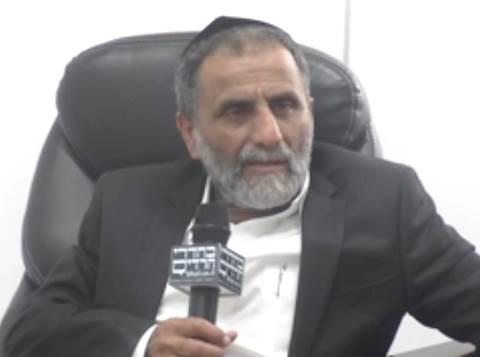 """יו""""ר המועצה הדתית ביבנה יצחק מוסאי"""