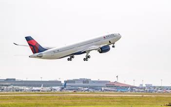 המטוס החדש של דלתא אייר ליינס