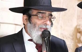 """הרב מאיר שלום זצ""""ל"""
