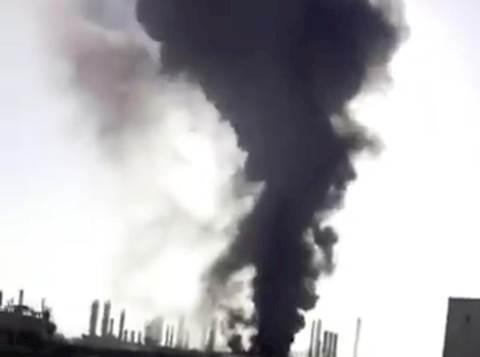 הפיצוץ באיראן