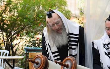 הגאון רבי יהודה אריה דינר