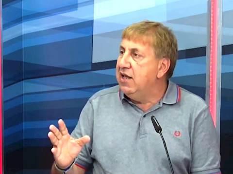 הפרשן הפוליטי יעקב ברדוגו