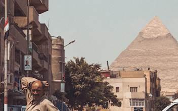 רחוב בקהיר