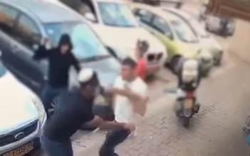 התקיפה האלימה בבני ברק