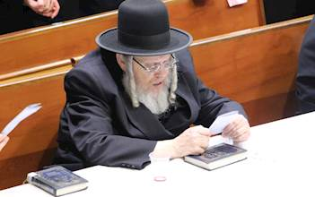 """רבי נטע שלמה הכהן ויינברגר זצ""""ל"""