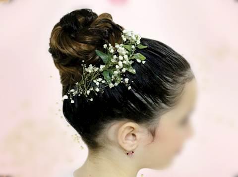 עיצוב שיער - קוקס צמה
