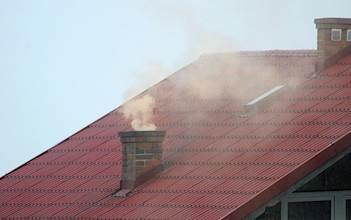 זיהום אוויר בבית