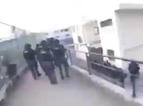 המהומות באקוודור