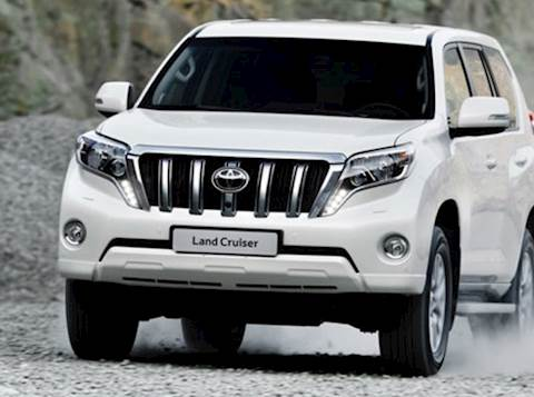 Land-Cruiser Prado 2016
