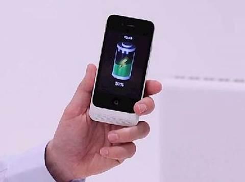 מטען אלחוטי לסמארטפונים ולבישים, תערוכת CES Energous charger 2016/ צילום: וידאו