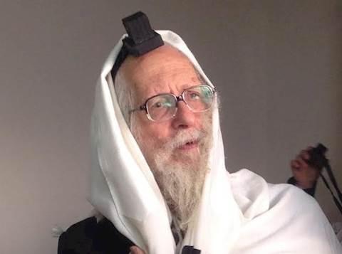 הרב אליעזר ברלנד