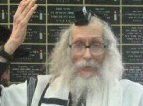 הרב אליעזר ברלנד.