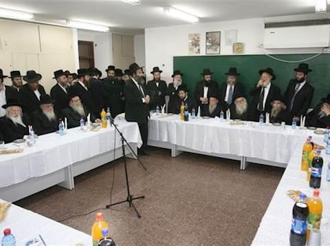המועצת הישראלית. צילום ארכיון: שוקי לרר