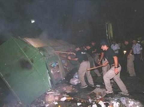 מהומות. צילום: אילוסטרציה