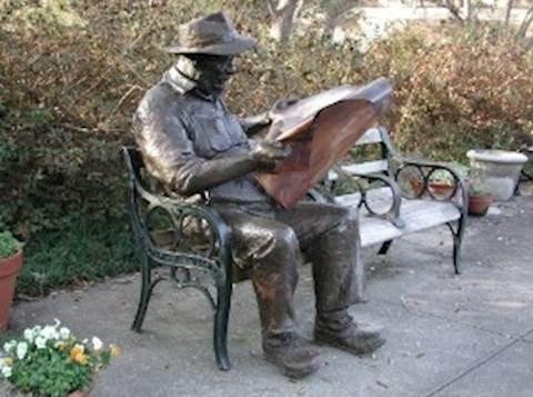 קורא עיתון