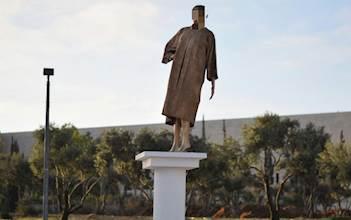 פסל נאור מטושטש (4)