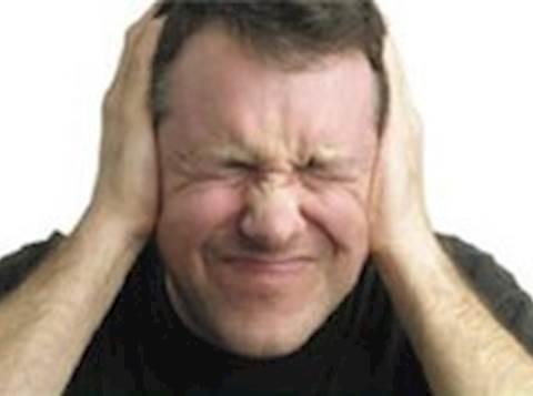 רעש שמיעה אוזניים