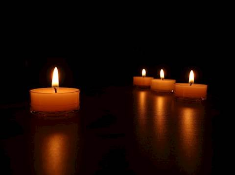 נר, נרות נשמה, זיכרון, אסון, טרגדיה, נר נשמה, נרונים, נרות (10)