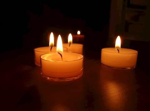 נר, נרות נשמה, זיכרון, אסון, טרגדיה, נר נשמה, נרונים, נרות (12)
