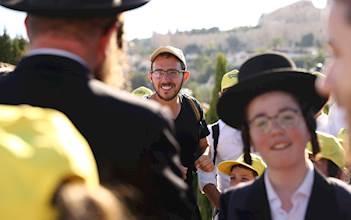 בשבילי ירושלים