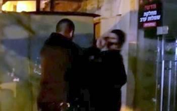 הקצין עידו קציר תוקף בחור ישיבה
