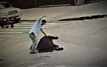 תקיפת יהודי בברוקלין
