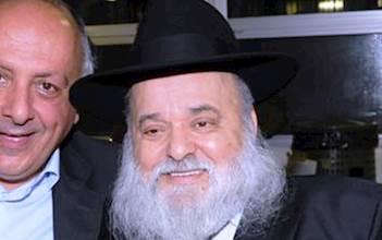 שליח חב''ד במילאנו ר' לוי חזקיה ז''ל