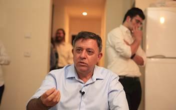 אבי גבאי בכנס הפעילים החרדים