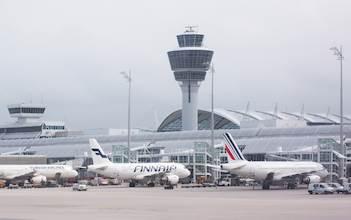 שדה תעופה במינכן