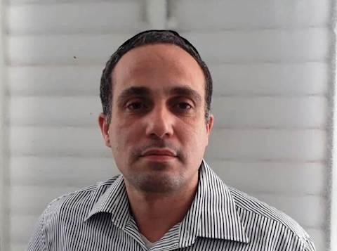 כתב חדשות החוץ של 'בחדרי' יענקי פרבר