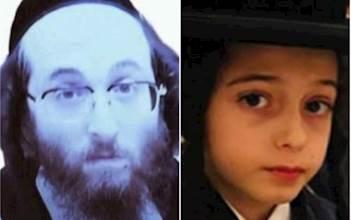 הילד חיים טלר / החוטף אהרן רוזנר