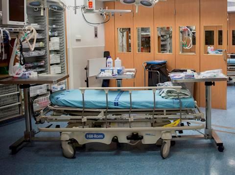 מיטת בית חולים