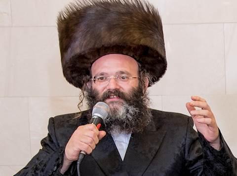 הרב יוסף ברגר ממישקולץ